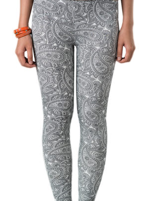 Lee Paisley Leggings