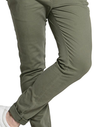 All day skinny trousers