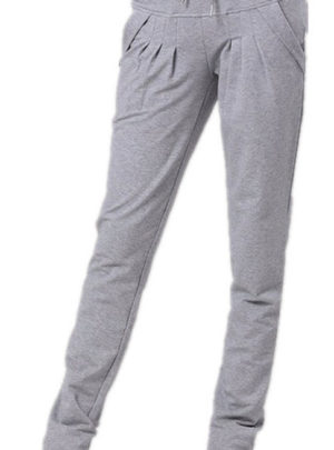 Loose fit sports sweatpants