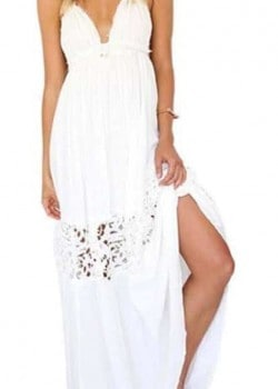Women S Backless Summer Maxi Dress For Sale Pretty Me Philippines