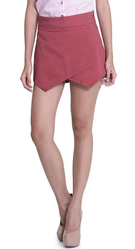 Womens Origami Mini Skirt For Sale Pretty Me Philippines
