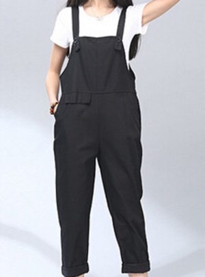 Long style jumpsuit (Dungarees)