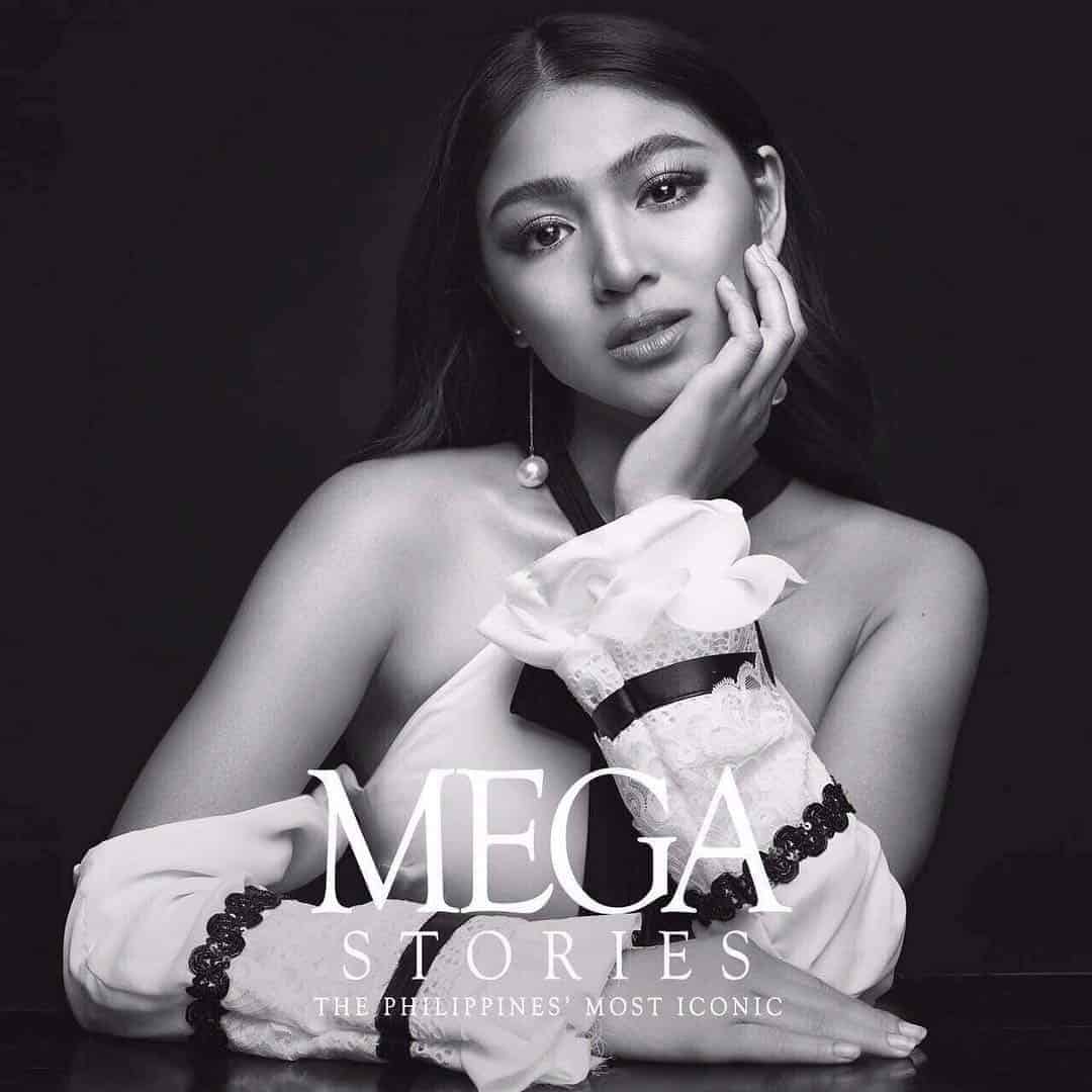 nadine lustre cold shoulder