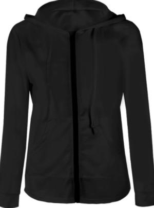 Sprint zipper hoodie