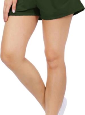 Comfy walking shorts (with cycling shorts under)