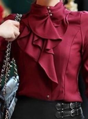 OL long sleeve blouse