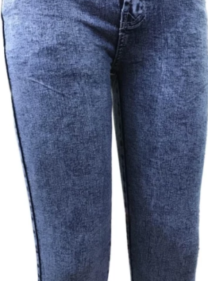 Classic skinny cropped jeans