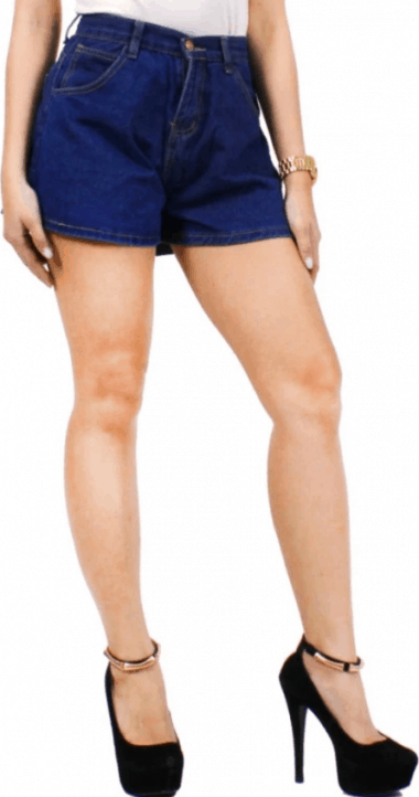Sexy Mary denim shorts