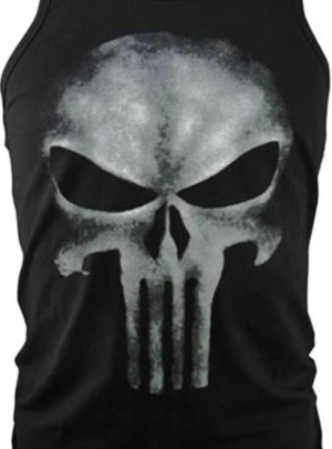 The Punisher tank top
