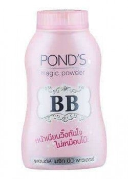 Ponds BB Powder Bottle
