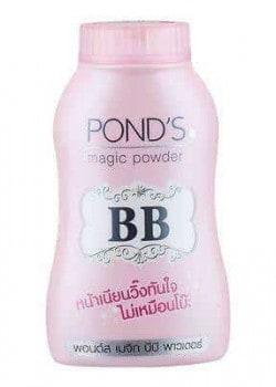 Ponds BB Powder Bottle
