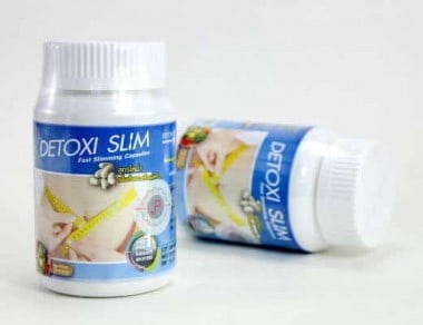 Detox Slim Original Bottles