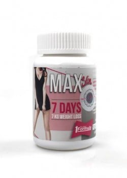 Max Slim Garcinia Bottle