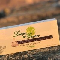 Lean N Green Coffee product