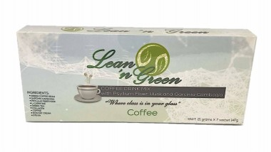 Lean n Green Slimming Coffee Package