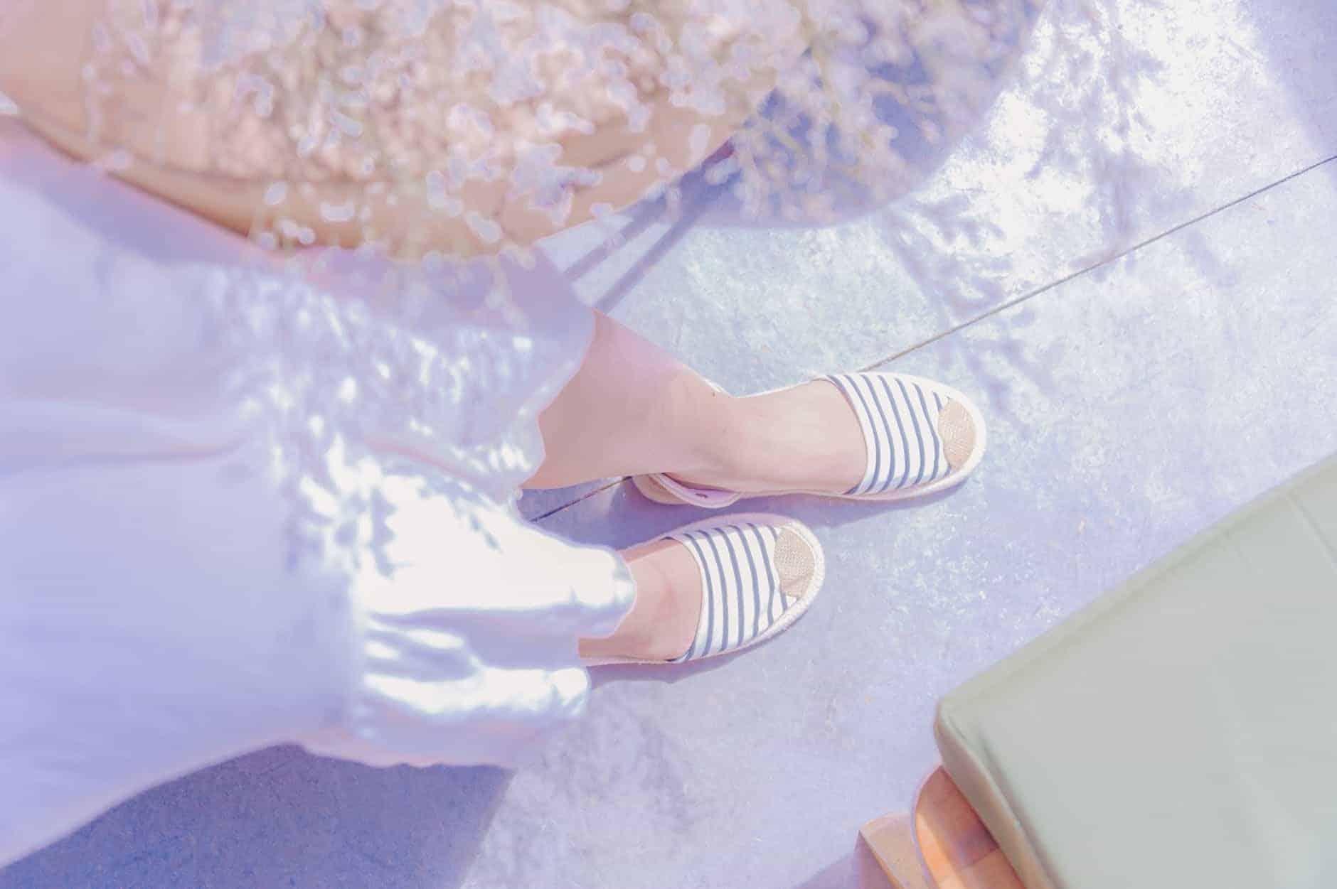 Striped Summer Slides