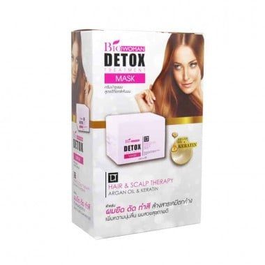 Biowoman Detox Treatment 1