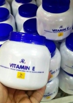 AR Vitamin E Cream 1