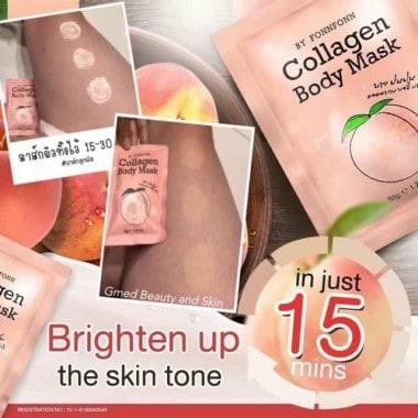 Collagen Body Mask 3