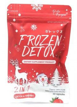 Frozen Detox 1