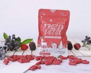 Frozen Detox 2