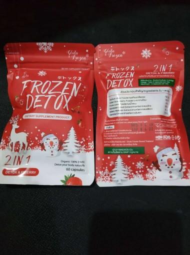 Frozen Detox 3