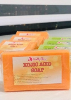 Kojic Acid Soap 1