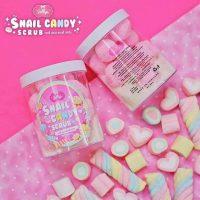 Jellys Snail Candy Scrub Review