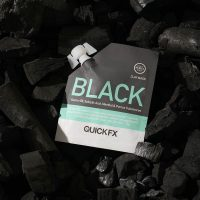 QuickFX Black Clay Face Mask 3
