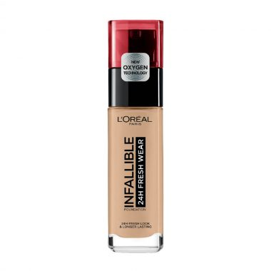 09 Loreal Paris Infallible 24H Foundation