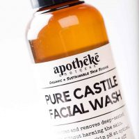 Apotheke Science Pure Castile Face Wash 2