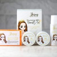 Yasuy Stunning White Beauty Set Review 2