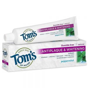 Best Whitening Toothpaste - 6 - Toms of Maine